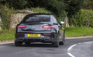 Bold new look for Mercedes E-Class