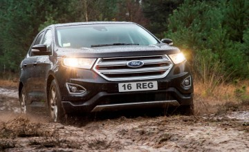 Ford Edge prices revealed