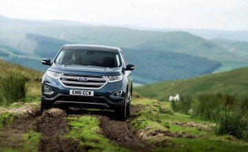 Ford Edge to take on Germans