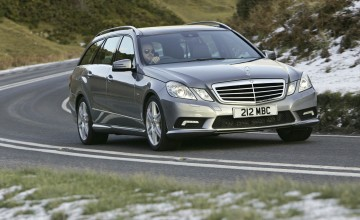 Mercedes-Benz E350 Estate CDI BlueEFFICIENCY Avantgarde