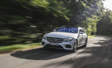Merc plugs in with diesel E-Class PHEV