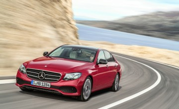 Mercedes-Benz E-Class 2016 revealed