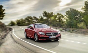 Mercedes sets E-Class Coupe prices
