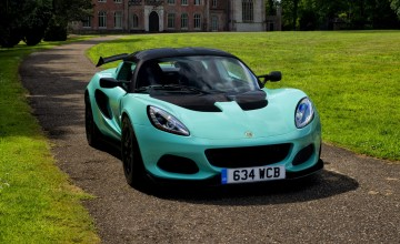 Cup overflows with new Lotus Elise