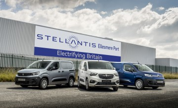 Stellantis boost for UK EV revolution