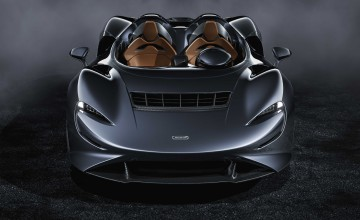 McLaren reveals Elva super roadster
