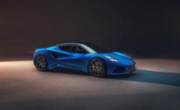 Emira is final hurrah for Lotus petrol models