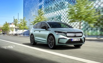 Enyaq leads Skoda's electric charge