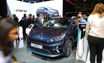 Niro is Kia's electric hero