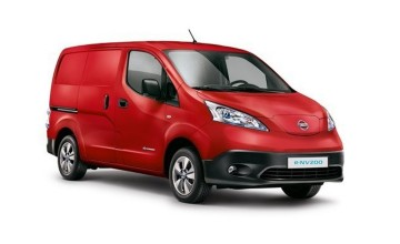 Nissan's all-electric van takes charge