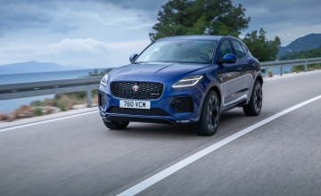 Plug-in choice for new Jag E-PACE