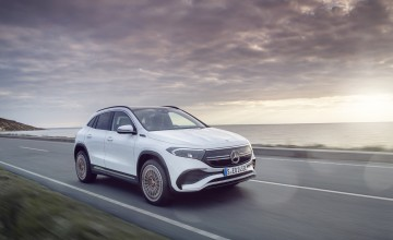 EQA bolsters Merc's electric offering