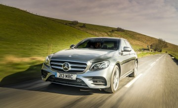 New engines for big Mercedes models