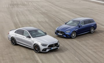 New look for Merc's hot E-Class