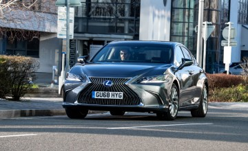 Touch of class from Lexus newcomers