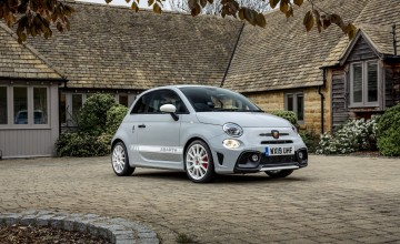 Abarth turns back time with 595 esseesse