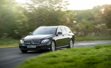 Mercedes-Benz E-Class Estate - First Drive