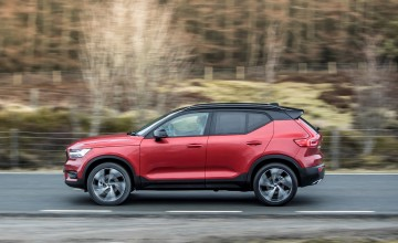 Volvo's new XC40 makes life easier