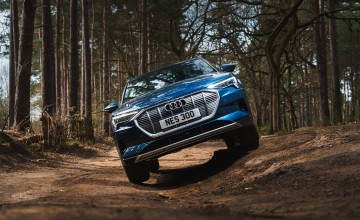 Nothing scary about Audi e-tron