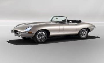 Jaguar to produce electric E-Type