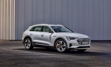 Audi makes e-tron more affordable