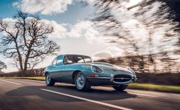 Jaguar E-Type reborn for 2021