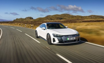 Audi makes e-tron perform