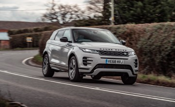 New Evoque shows way ahead