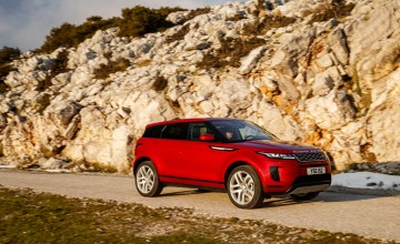 Landmark for Range Rover Evoque