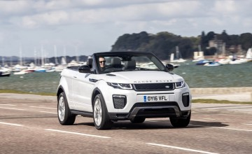 Range Rover Evoque Convertible TD4 HSE Dynamic