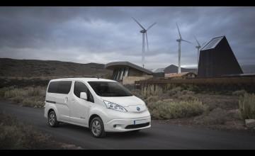 Nissan e-NV200 Combi Plus 7 Seater Evalia