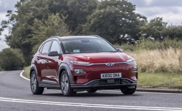Hyundai Kona Electric drive a revelation