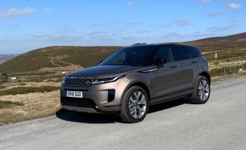Land Rover improves Evoque perfection