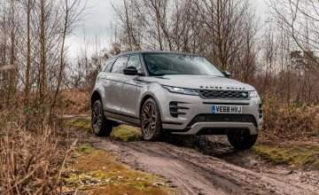 Familiar looks for latest Evoque