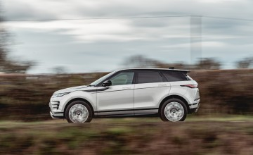 New Evoque an eye opener