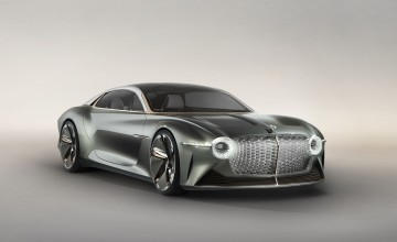 Bentley reveals its future vision