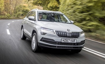 Stylish Skoda for more than just the caravan convoy