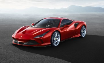 Ferrari shows off new F8 Tributo