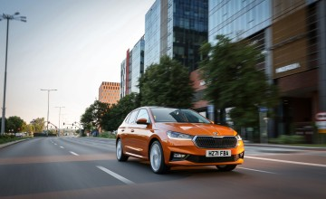 Prices announced for new Skoda Fabia