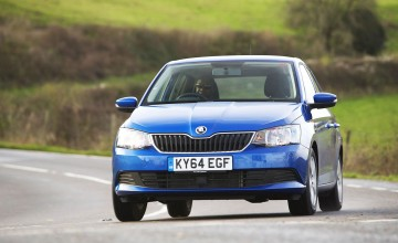 Fabia has comfort and agility