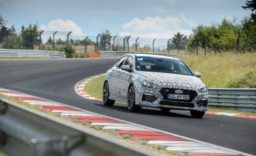 Hyundai planning hot i30 N fastback