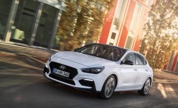 N Line tweaks for Hyundai fastback