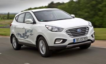 Hyundai ix35 hydrogen car opens new horizons