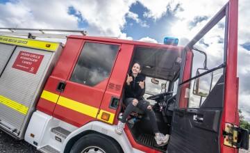 Fireman Sam dreams come true