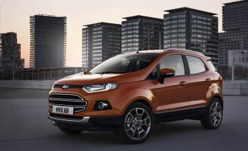 EcoSport powers Ford expansion