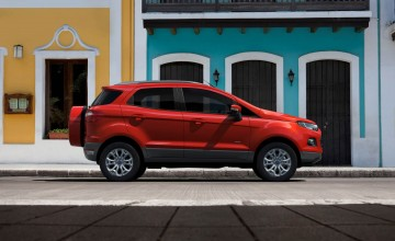 Ford's EcoSport SUV set for lift-off