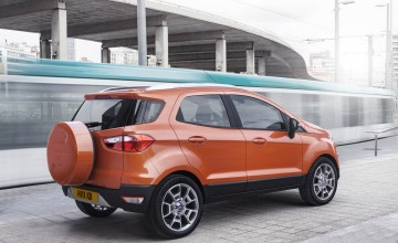 Ford reveals new urban crossover