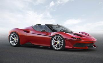 A rare ten from Ferrari