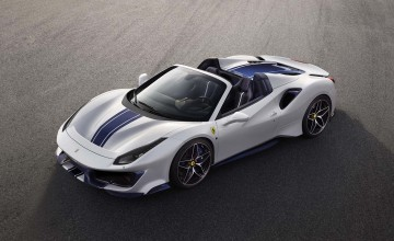 Ferrari's fastest ever Spider
