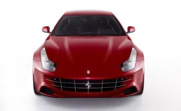 Ferrari's 200mph 4x4